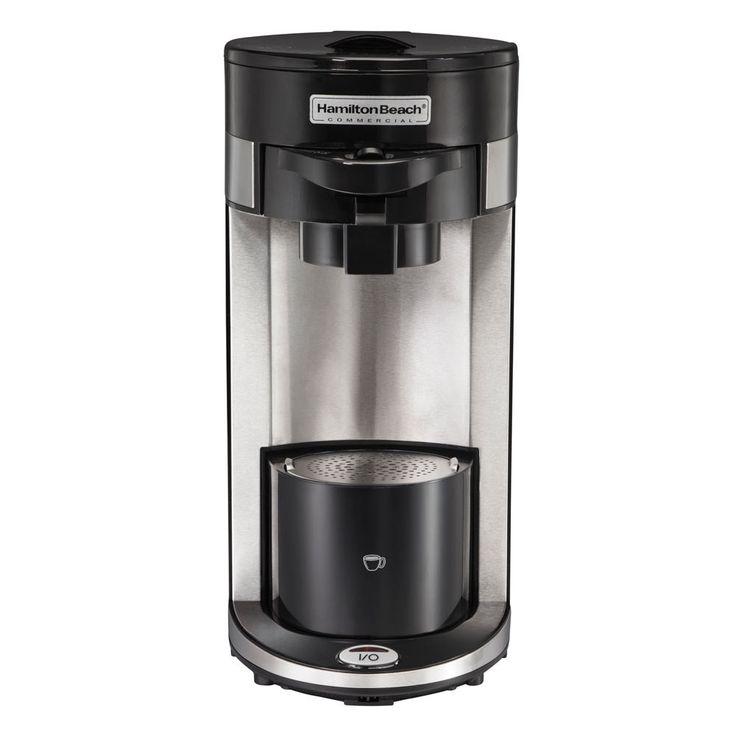 Hamilton Beach HDC300 FlexBrew Single Serve Coffee Maker - 120V, 600W