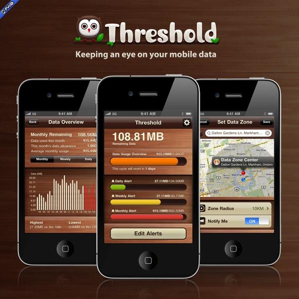 Threshold by Kvvlu , via Behance