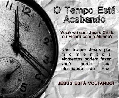 No Caminho Certo: JESUS ESTÁ VOLTANDO                                                                                                                                                      Mais