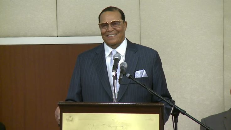 Honorable Minister Louis Farrakhan