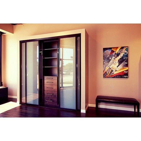 Room Transformed Closets Pinterest Glass Closet Doors Closet Doors And Sliding Glass