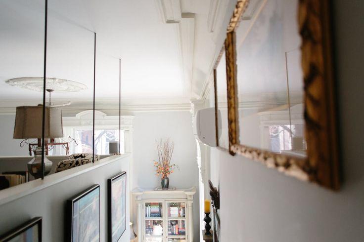 Экскурсия По Дому: Живой Бруклин-Хайтс Студия | Квартира Терапия