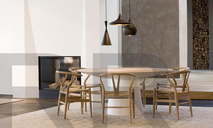 Wishbone Chair Design By Hans J Wegner Carl Hansen En