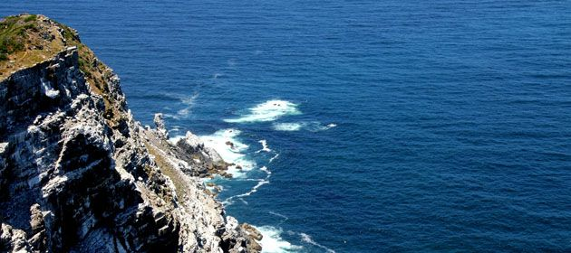 Cape Point - I still like to think of it as the tip of Africa!
