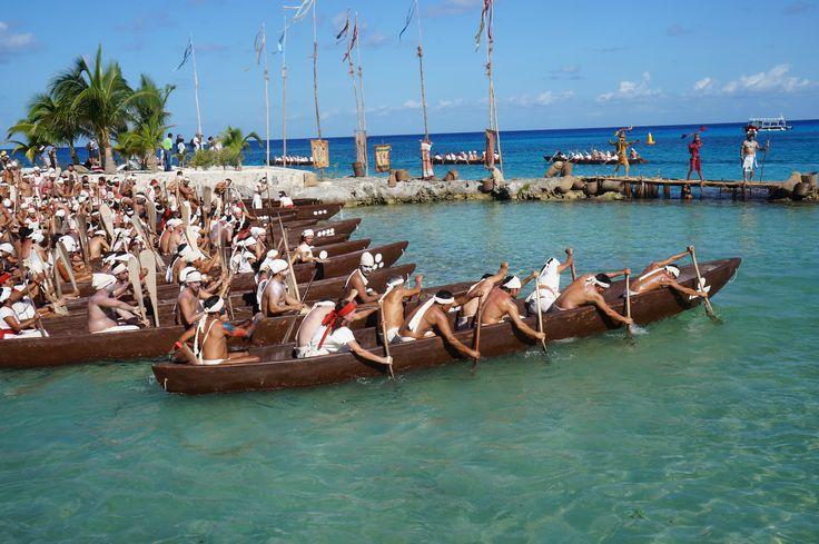Concluye la Travesía Sagrada Maya 2014