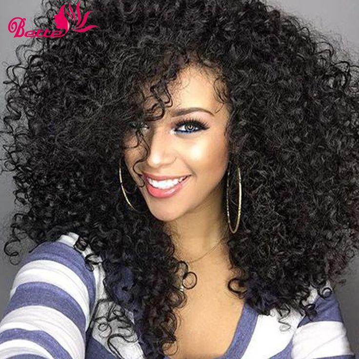 Diskon besar Pendek Keriting Menenun 7a Diolah Brasil Keriting Rambut Manusia 3 Kumpulan Brasil Keriting Curly Perawan Rambut Jerry Curl