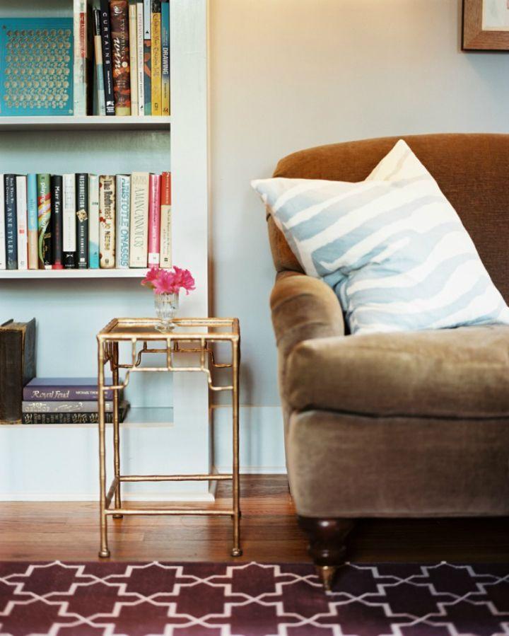elegant gold side table design ideas livingroom living room design - Side Tables For Living Room