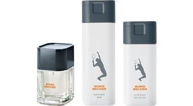 LR Boris Becker Duftset http://bit.ly/17ElZha :  - Eau de Parfum - After Shave Gel - Parfümiertes Haar- & Körpershampoo