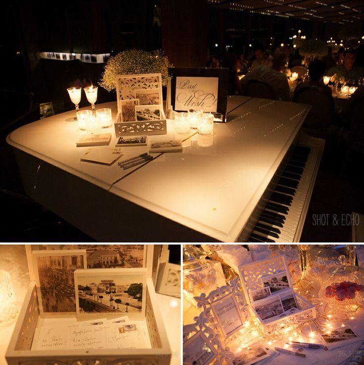 Post a wish to the sound of a piano...High class!