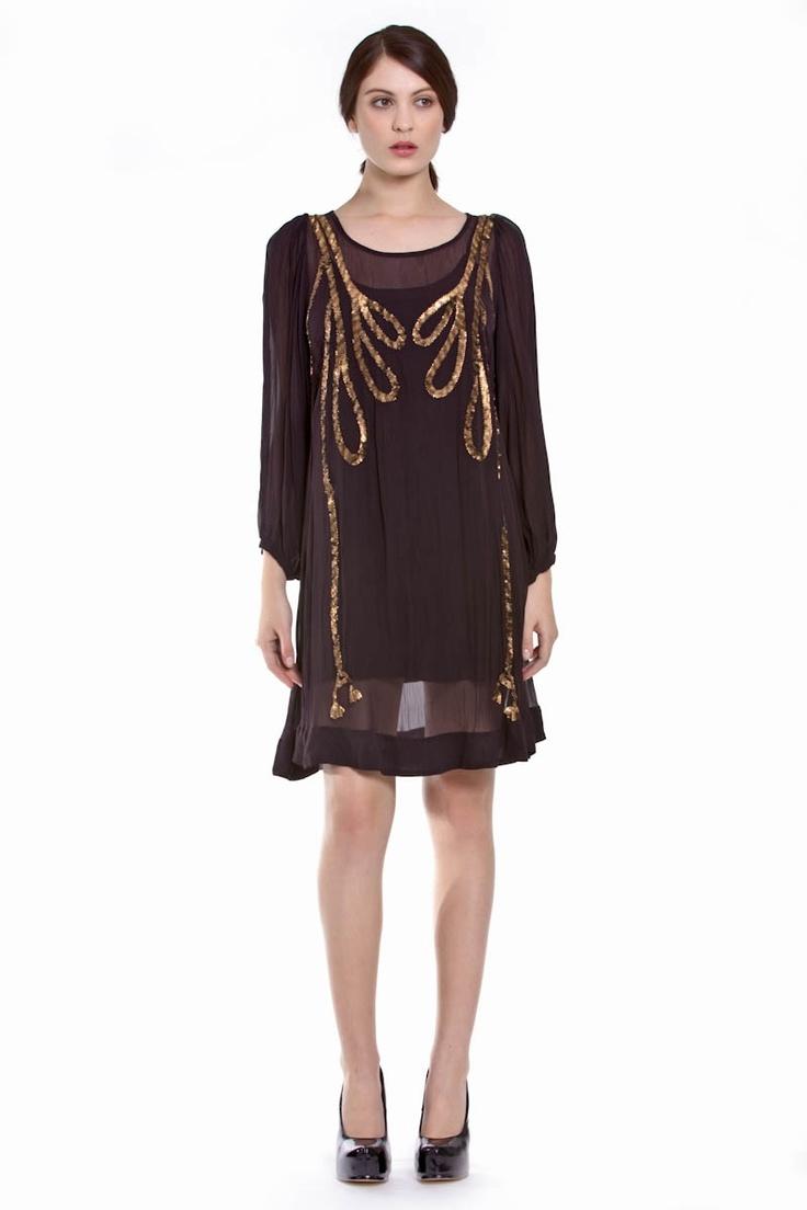 Ms Bow Jangles Dress - ALLURE TCWinter12 : Trelise Cooper Dresses : Trelise Cooper Online
