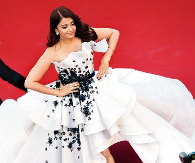 The best dressed celebrity at Cannes film festival