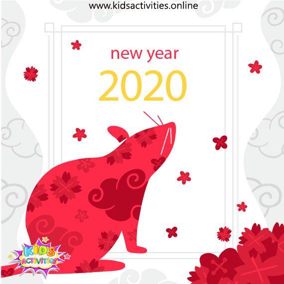Chinese New Year 2020 Animal