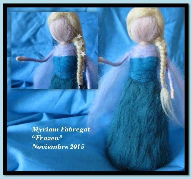 """""""Frozen"""" según las orientaciones de mis hijos estilistas"""