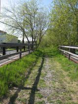Live or interested in living in the Junction/Roncesvalles area? Check out the Friends of West Toronto Railpath  This group is working with the City of Toronto to construct a linear park from the Junction to the heart of the city.