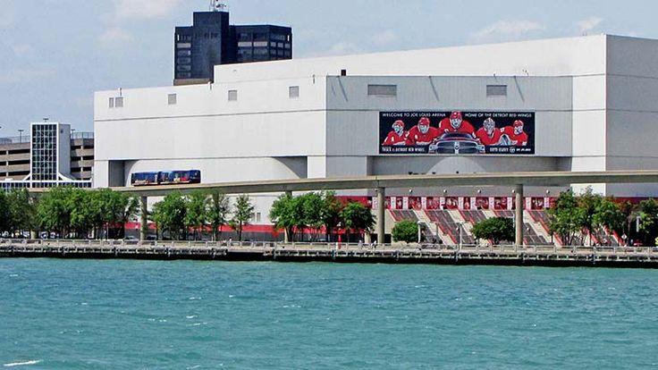 Joe Louis Arena - Detroit