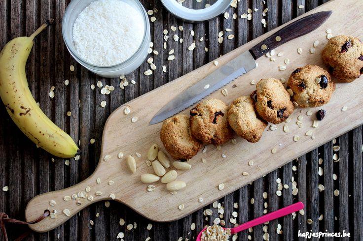 Suikervrije havermoutkoekjes met gedroogde veenbessen uit het... | Hapjes Princess: Don't eat less - Eat better | Bloglovin'