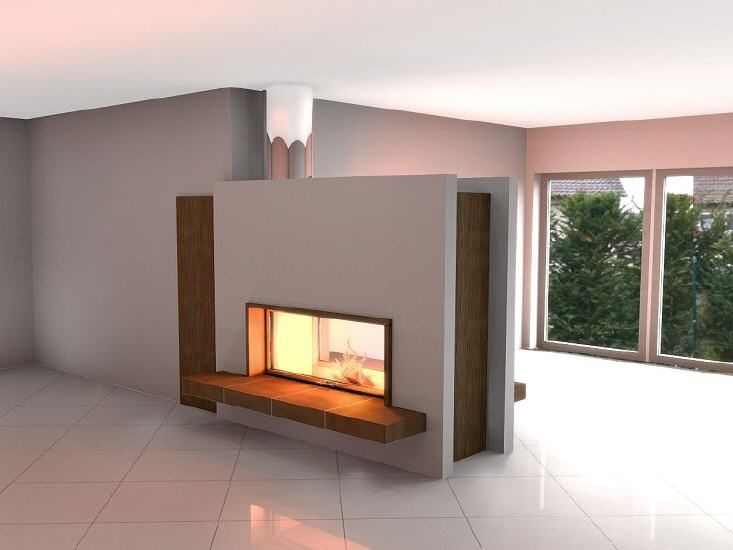 3D Ofensimulation - Grundofen - OSA-Vertriebs-GmbH - OSANA - easy+fire