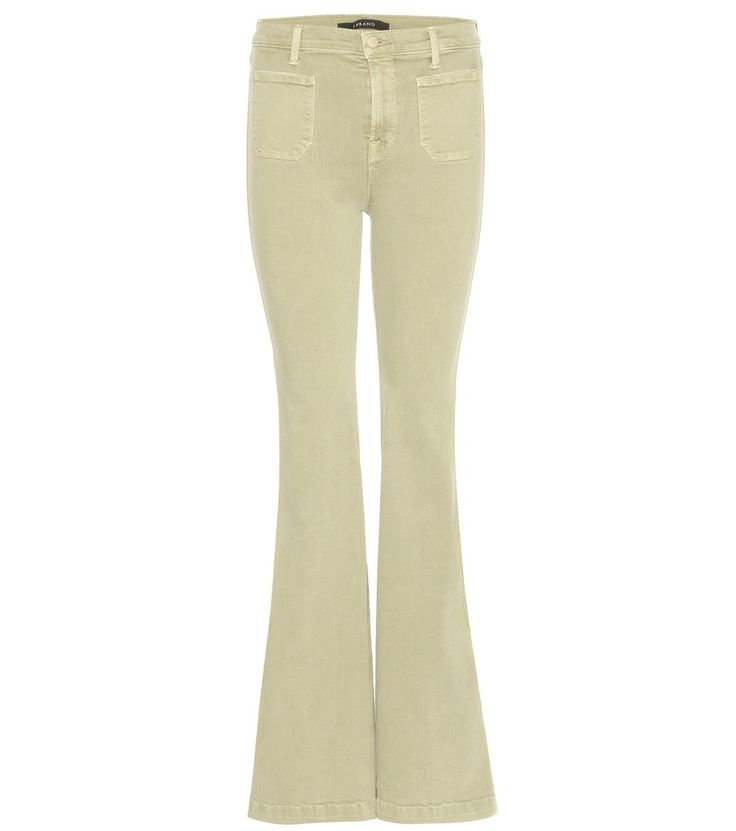 HIGH-RISE FLARED JEANS DEMI J BRAND