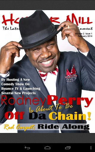 A magazine dedicated to urban comedy, stand-up, sketches and Hollywood.Rodney Perry Is Off The Chain!: Rodney Perry is Off The Chain as he prepares his new hosting gig on Bounce TV's new comedy show!These Ladies Are Ready For Primetime!: After the scandal that hit Saturday Night Live about no African American women being on the show, Torrei Hart (Kevin Hart's EX) has something to say about that!Comedy's Man Of Soul!: Cedric The Entertainer- Comedy's Man Of Soul! This issue we talk t...