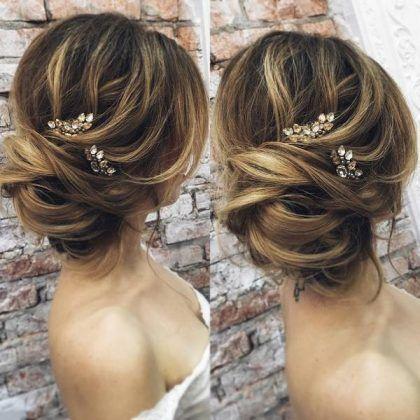 Wedding Hairstyles for Long Hair form Tonyastylist