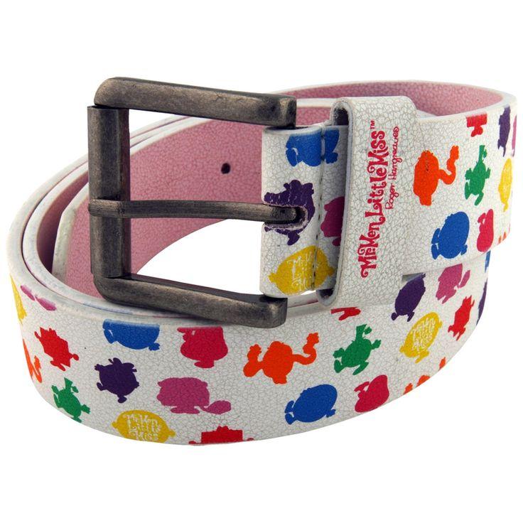 Mr Men & Little Miss - Character Belt