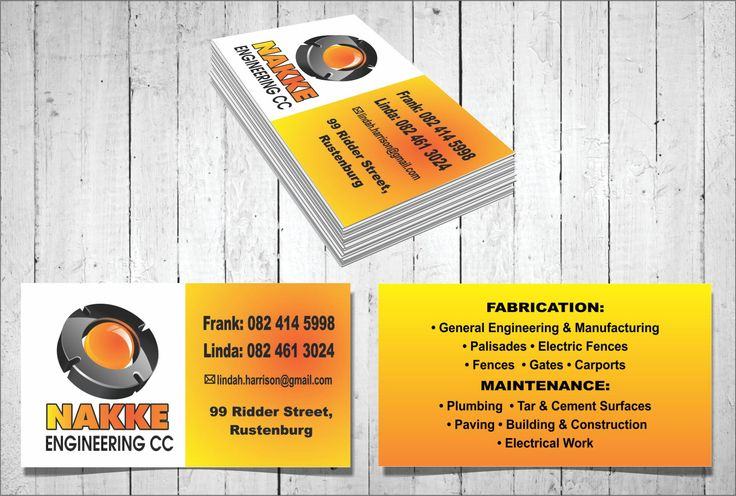 We specialize in printing high quality business cards.