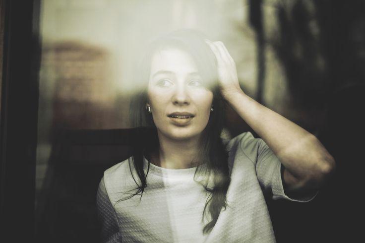 Kawa z Kasią - Artistic – Human Faces Portfolio - Arkadiusz Jędrzejewski