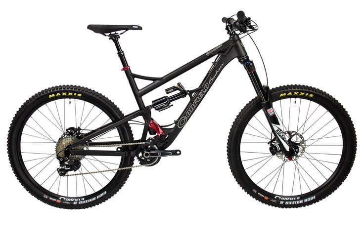 2017 Canfield Brothers Balance Factory Build Bike Canfield Brothers Balance Factory Build