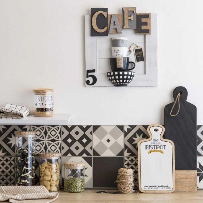 Decoration Murale Maisons Du Monde Pour La Cuisine Avec Un