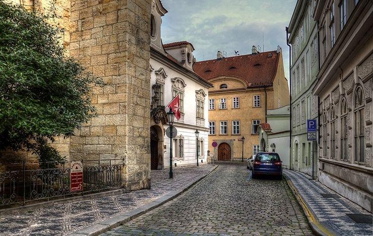 Lazenska ulice