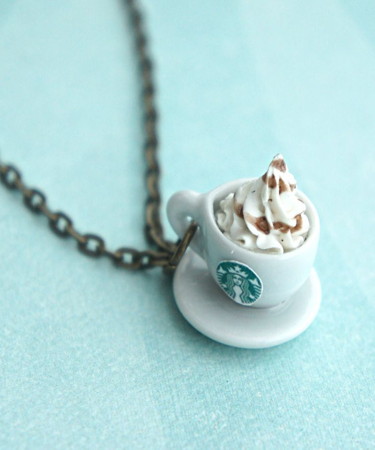 Starbucks Necklaces Bff