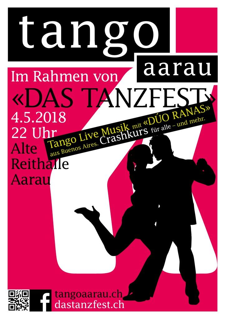 Performance at Tanzfest Aarau - Oliver Krstic