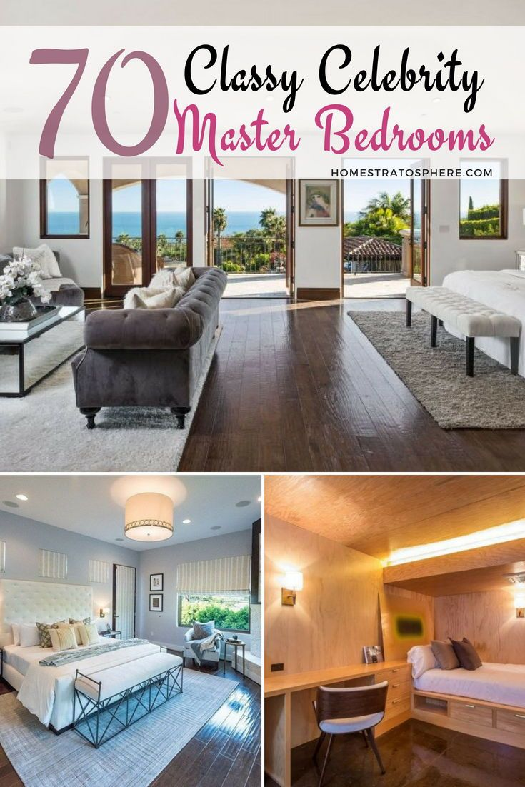101 Classy Celebrity Primary Bedrooms Beautiful Bedrooms Master Modern Bedroom Design Bedroom Design
