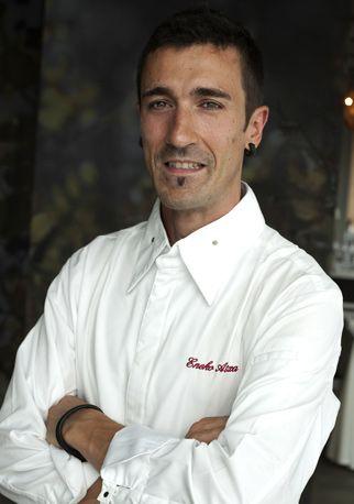 Eneko Atxa. Restaurante Azurmendi