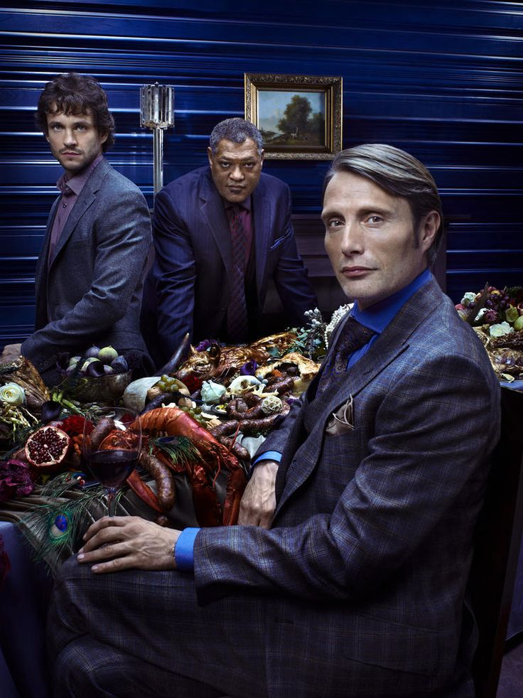 WHAT WE'RE WATCHING: 'Hannibal' brings bizarre beauty, bromance to horror genre | Grand Forks Herald