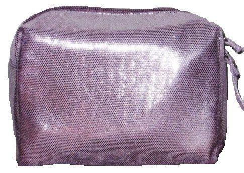 """125 Anniversary Cosmetic Bag By Avon by Avon. $3.00. A $10 value. Polyester. 6"""" L x 2 1/2"""" W x 4 1/4"""" H. 6"""" L x 2 1/2"""" W x 4 1/4"""" H. Polyester. A $10 value"""