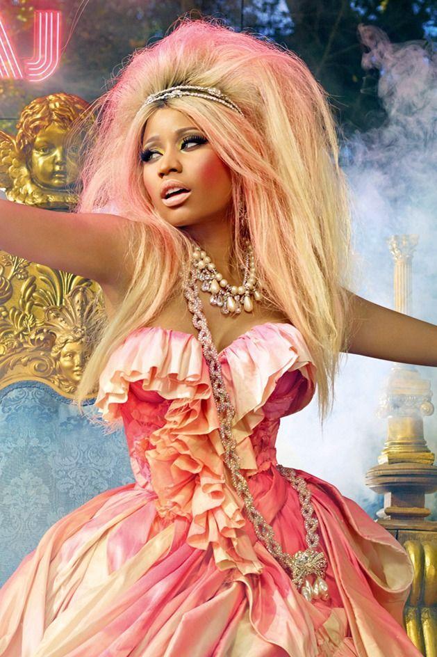 Happy Birthday to Nicki Minaj!