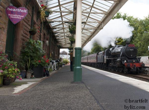 dalmally train station scotland - Google Search