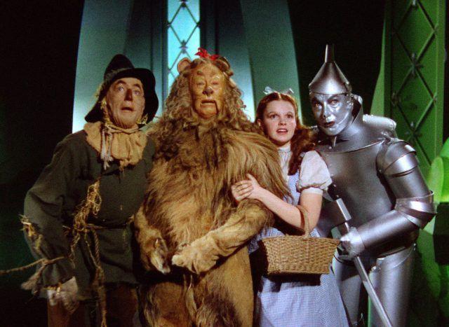 Horror Film Set in Wizard of Oz Universe in Development