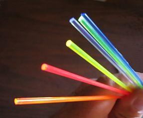 Flourescent Fiber - Archery Sights-Replacement Fiber Optics