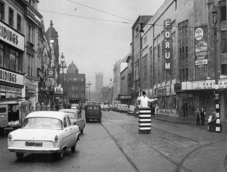 Lime Street Liverpool 1960s