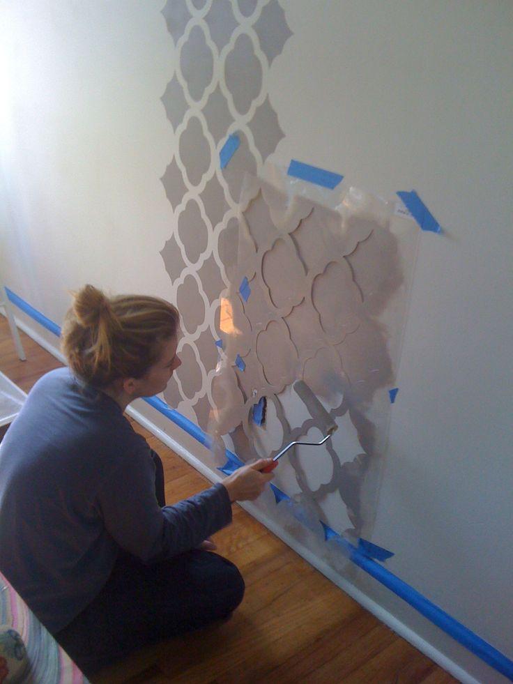 Tesselation stencil