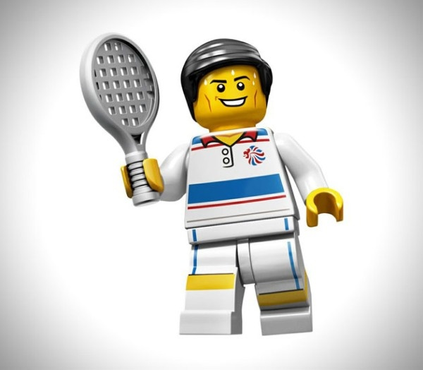 Les LEGOs célèbrent les Jeux Olympiques   Le Journal Graphic