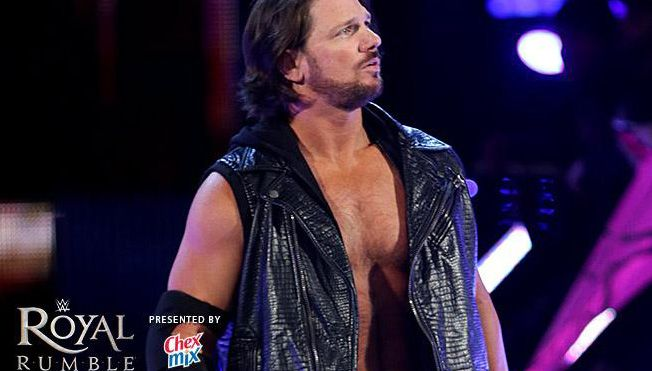 WATCH: AJ Styles Makes His Debut in the WWE Royal Rumble 2016...: WATCH: AJ Styles Makes His Debut in the WWE Royal Rumble 2016 #WWE… #WWE