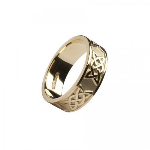 Kitty O`Shea Lovers Wedding Ring-10K Gold