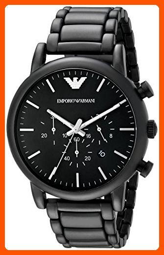 914d6bf225ecf Emporio Armani Men s AR1895 Dress Black Watch - Mens world ( Amazon  Partner-Link