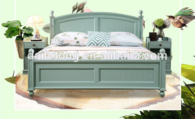 Source double bed design furniture solid wood bed with storage cabinet on m.alibaba.com