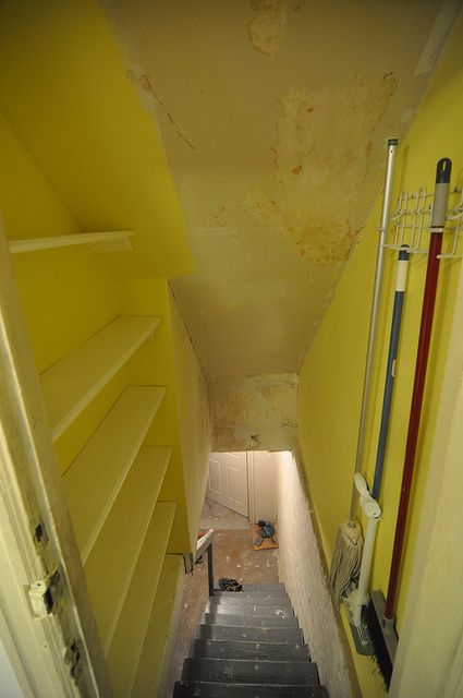 10 Best Images About BASEMENT STAIRWAY STORAGE On Pinterest Garage Stairs