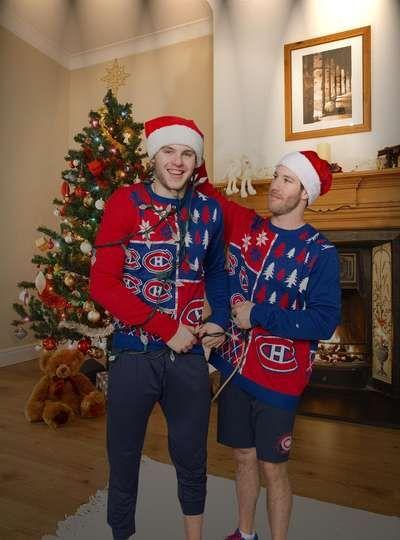 C'est Noël! / It's Christmas! - 19/12/2014 - Canadiens de Montréal - Photos
