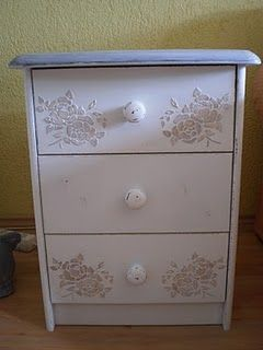 642 Best Painted Furniture Images On Pinterest Painted